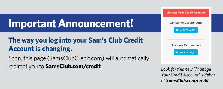 Sams club sams club personal credit colourmoves
